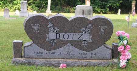 BOTZ, WYONA IVALEE - Lawrence County, Arkansas | WYONA IVALEE BOTZ - Arkansas Gravestone Photos
