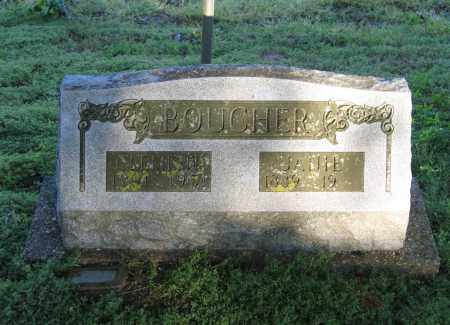 BOUCHER, JANIE - Lawrence County, Arkansas | JANIE BOUCHER - Arkansas Gravestone Photos