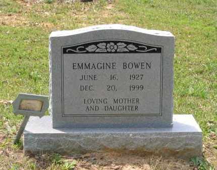 BOWEN, EMMAGINE - Lawrence County, Arkansas | EMMAGINE BOWEN - Arkansas Gravestone Photos