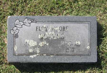 BOWERS, FLOY A. - Lawrence County, Arkansas | FLOY A. BOWERS - Arkansas Gravestone Photos