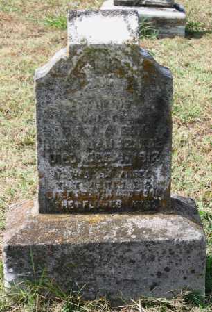 BOX, PAULINE - Lawrence County, Arkansas | PAULINE BOX - Arkansas Gravestone Photos