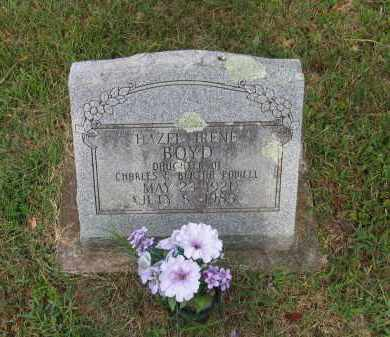 BOYD, HAZEL IRENE - Lawrence County, Arkansas | HAZEL IRENE BOYD - Arkansas Gravestone Photos