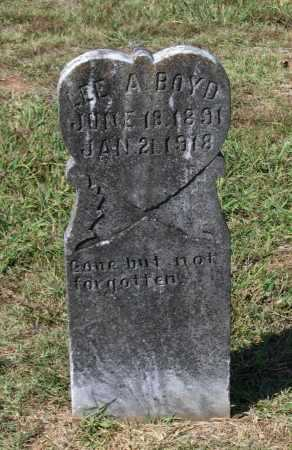 BOYD, LEE A. - Lawrence County, Arkansas | LEE A. BOYD - Arkansas Gravestone Photos