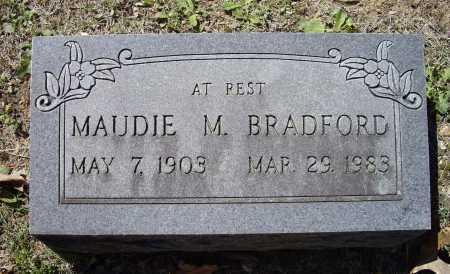 BRADFORD, MAUDIE M. - Lawrence County, Arkansas | MAUDIE M. BRADFORD - Arkansas Gravestone Photos