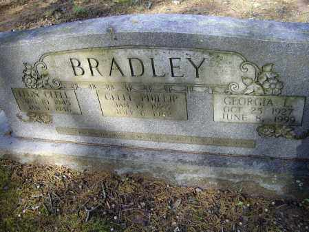 BRADLEY, CLELL PHILLIP - Lawrence County, Arkansas | CLELL PHILLIP BRADLEY - Arkansas Gravestone Photos