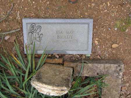 BRADY, IDA MAY - Lawrence County, Arkansas | IDA MAY BRADY - Arkansas Gravestone Photos