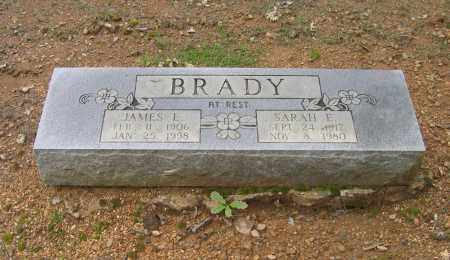 BRADY, JAMES ELI - Lawrence County, Arkansas | JAMES ELI BRADY - Arkansas Gravestone Photos