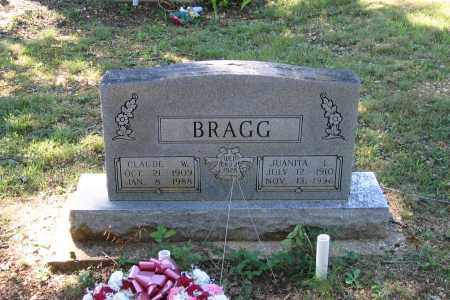 BRAGG, CLAUDE WOODROW - Lawrence County, Arkansas | CLAUDE WOODROW BRAGG - Arkansas Gravestone Photos