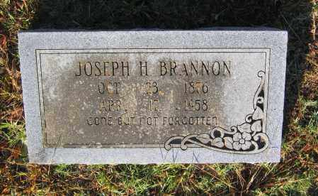 BRANNON, JOSEPH H. J. - Lawrence County, Arkansas | JOSEPH H. J. BRANNON - Arkansas Gravestone Photos