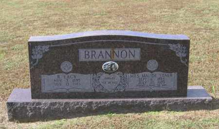 BRANNON, OPHA MAUDE - Lawrence County, Arkansas | OPHA MAUDE BRANNON - Arkansas Gravestone Photos