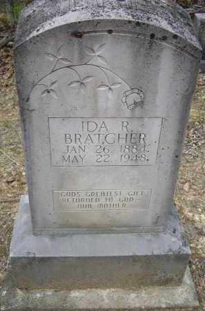 BRATCHER, IDA - Lawrence County, Arkansas | IDA BRATCHER - Arkansas Gravestone Photos