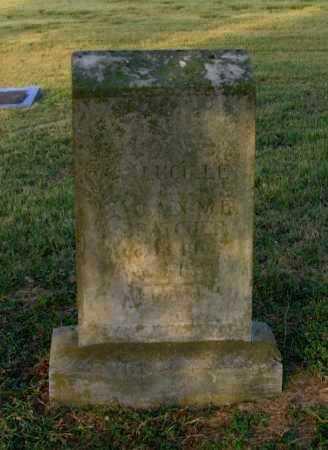 BRATCHER, LUCILLE - Lawrence County, Arkansas   LUCILLE BRATCHER - Arkansas Gravestone Photos