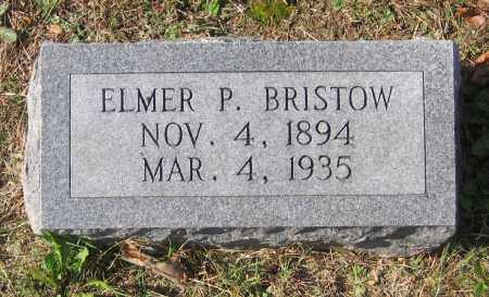 PENN BRISTOW, ELMER - Lawrence County, Arkansas | ELMER PENN BRISTOW - Arkansas Gravestone Photos