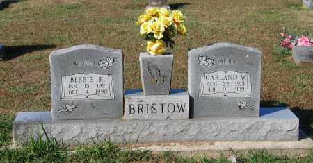 BRISTOW, BESSIE E. - Lawrence County, Arkansas | BESSIE E. BRISTOW - Arkansas Gravestone Photos