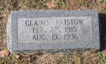 BRISTOW, GLADYS - Lawrence County, Arkansas | GLADYS BRISTOW - Arkansas Gravestone Photos