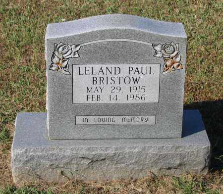 BRISTOW, LELAND PAUL - Lawrence County, Arkansas | LELAND PAUL BRISTOW - Arkansas Gravestone Photos