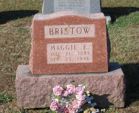 "BRISTOW, MARGARET E. ""MAGGIE"" - Lawrence County, Arkansas 