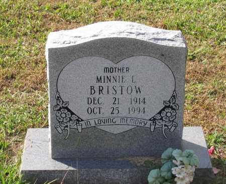 WILDRICK BRISTOW, MINNIE LOUISE - Lawrence County, Arkansas | MINNIE LOUISE WILDRICK BRISTOW - Arkansas Gravestone Photos