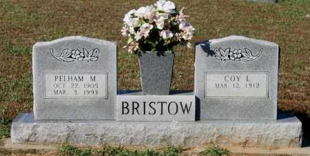 BRISTOW, PELHAM MATTHEW - Lawrence County, Arkansas | PELHAM MATTHEW BRISTOW - Arkansas Gravestone Photos