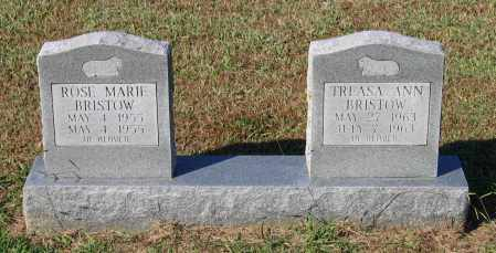 BRISTOW, ROSE MARIE - Lawrence County, Arkansas | ROSE MARIE BRISTOW - Arkansas Gravestone Photos