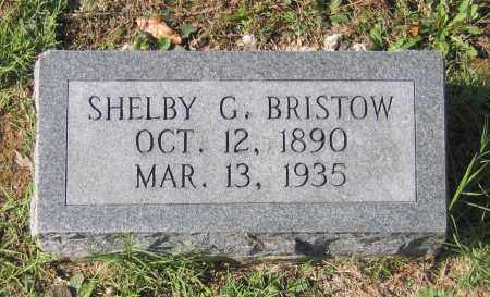 BRISTOW, SHELBY GROVER - Lawrence County, Arkansas | SHELBY GROVER BRISTOW - Arkansas Gravestone Photos