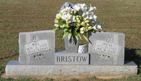"BRISTOW, WILLIE J. ""BILL"" - Lawrence County, Arkansas 