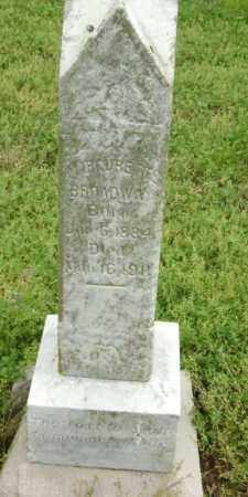 BROADWAY, MARGURETTE - Lawrence County, Arkansas | MARGURETTE BROADWAY - Arkansas Gravestone Photos