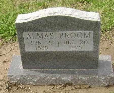 BROOM, ALMAS - Lawrence County, Arkansas | ALMAS BROOM - Arkansas Gravestone Photos