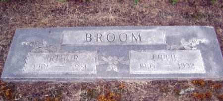 BROOM, ARTHUR - Lawrence County, Arkansas | ARTHUR BROOM - Arkansas Gravestone Photos
