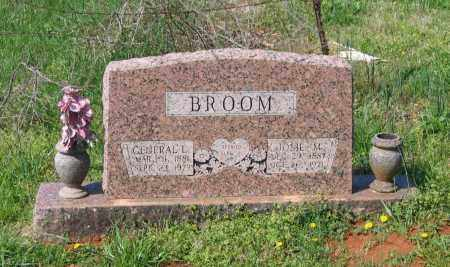 BROOM, GENERAL L. - Lawrence County, Arkansas | GENERAL L. BROOM - Arkansas Gravestone Photos