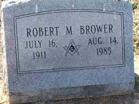 BROWER, ROBERT MANFORD - Lawrence County, Arkansas | ROBERT MANFORD BROWER - Arkansas Gravestone Photos
