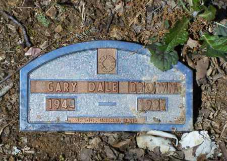 BROWN, GARY DALE - Lawrence County, Arkansas | GARY DALE BROWN - Arkansas Gravestone Photos