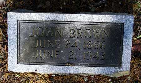 BROWN, JOHN - Lawrence County, Arkansas | JOHN BROWN - Arkansas Gravestone Photos