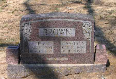 BEELER BROWN, LELA - Lawrence County, Arkansas | LELA BEELER BROWN - Arkansas Gravestone Photos