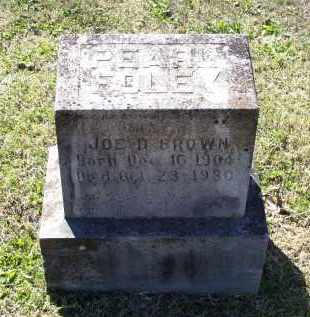 FOLEY BROWN, PEARL - Lawrence County, Arkansas | PEARL FOLEY BROWN - Arkansas Gravestone Photos
