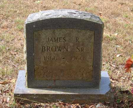 BROWN, SR., JAMES ROBERT - Lawrence County, Arkansas | JAMES ROBERT BROWN, SR. - Arkansas Gravestone Photos