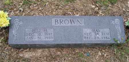 HUNT BROWN, MAY LENA - Lawrence County, Arkansas | MAY LENA HUNT BROWN - Arkansas Gravestone Photos