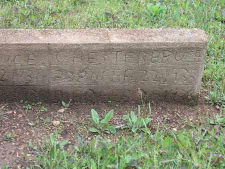 BRUCE, CHESTER - Lawrence County, Arkansas   CHESTER BRUCE - Arkansas Gravestone Photos