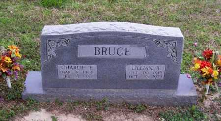 "BRUCE, CHARLES ELY ""CHARLIE"" - Lawrence County, Arkansas 