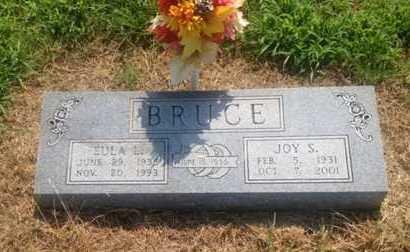 BRUCE, EULA L. - Lawrence County, Arkansas | EULA L. BRUCE - Arkansas Gravestone Photos