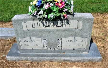 BRUMLEY, VERLIA M. - Lawrence County, Arkansas | VERLIA M. BRUMLEY - Arkansas Gravestone Photos