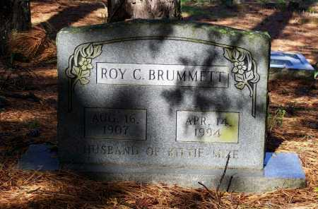 BRUMMETT, ROY CLAUD - Lawrence County, Arkansas | ROY CLAUD BRUMMETT - Arkansas Gravestone Photos