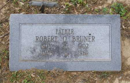 BRUNER, ROBERT O. - Lawrence County, Arkansas | ROBERT O. BRUNER - Arkansas Gravestone Photos