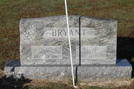 JONES BRYANT, ELIZA JANE - Lawrence County, Arkansas | ELIZA JANE JONES BRYANT - Arkansas Gravestone Photos
