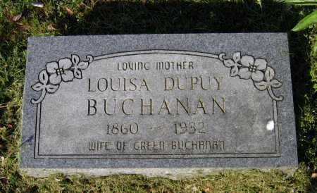 BUCHANAN, LOUISA - Lawrence County, Arkansas | LOUISA BUCHANAN - Arkansas Gravestone Photos
