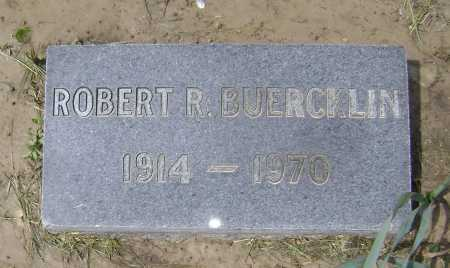 BUERCKLIN, ROBERT R. - Lawrence County, Arkansas | ROBERT R. BUERCKLIN - Arkansas Gravestone Photos