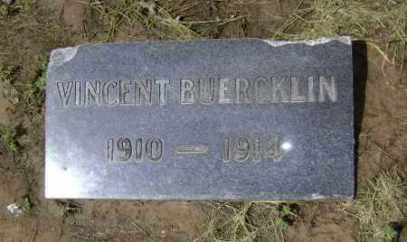 BUERCKLIN, VINCENT - Lawrence County, Arkansas | VINCENT BUERCKLIN - Arkansas Gravestone Photos