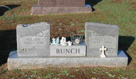 BUNCH, JR. (VETERAN KOR), WILSON - Lawrence County, Arkansas | WILSON BUNCH, JR. (VETERAN KOR) - Arkansas Gravestone Photos