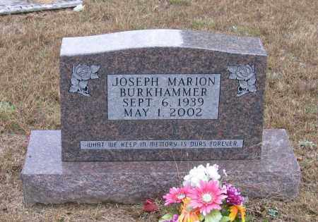 BURKHAMMER, JOSEPH MARION - Lawrence County, Arkansas | JOSEPH MARION BURKHAMMER - Arkansas Gravestone Photos