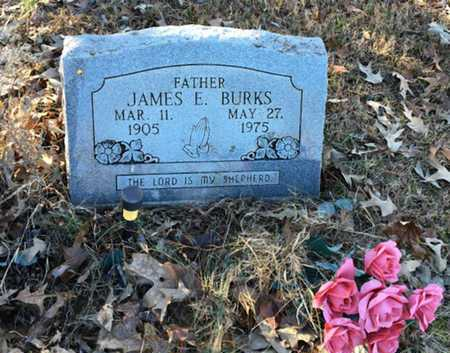 BURKS, JAMES EMMETT  - Lawrence County, Arkansas | JAMES EMMETT  BURKS - Arkansas Gravestone Photos